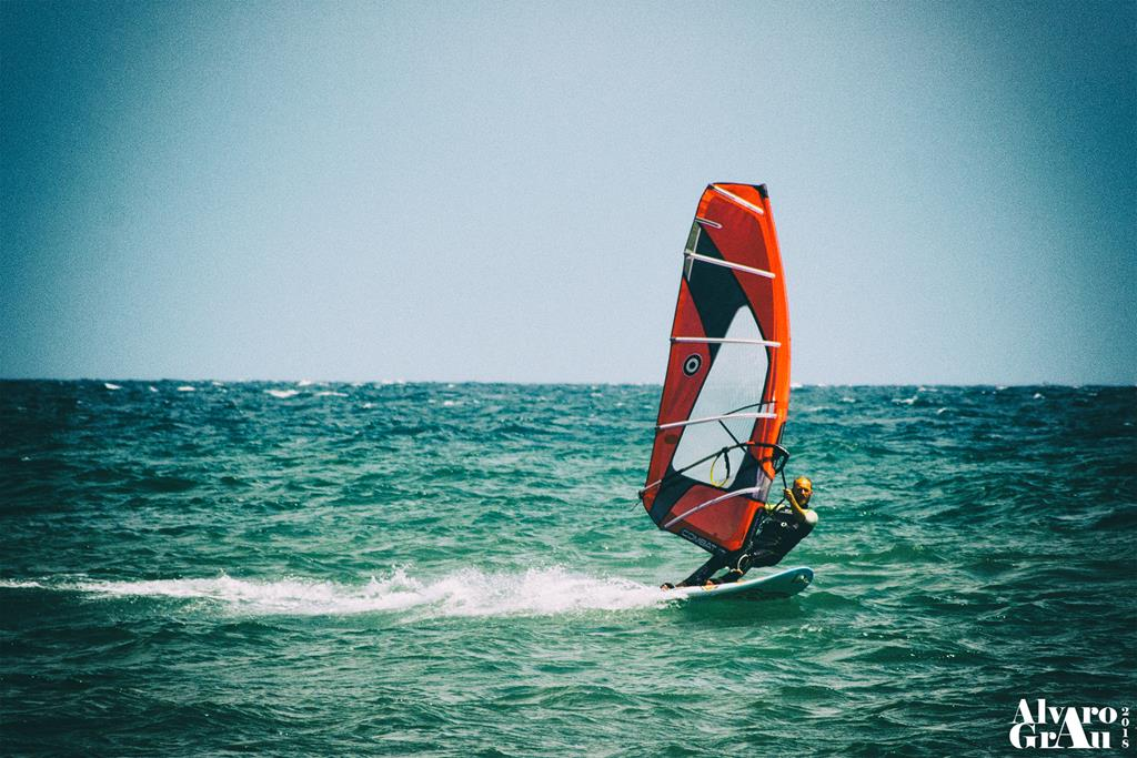Regata de Vela Windsurf